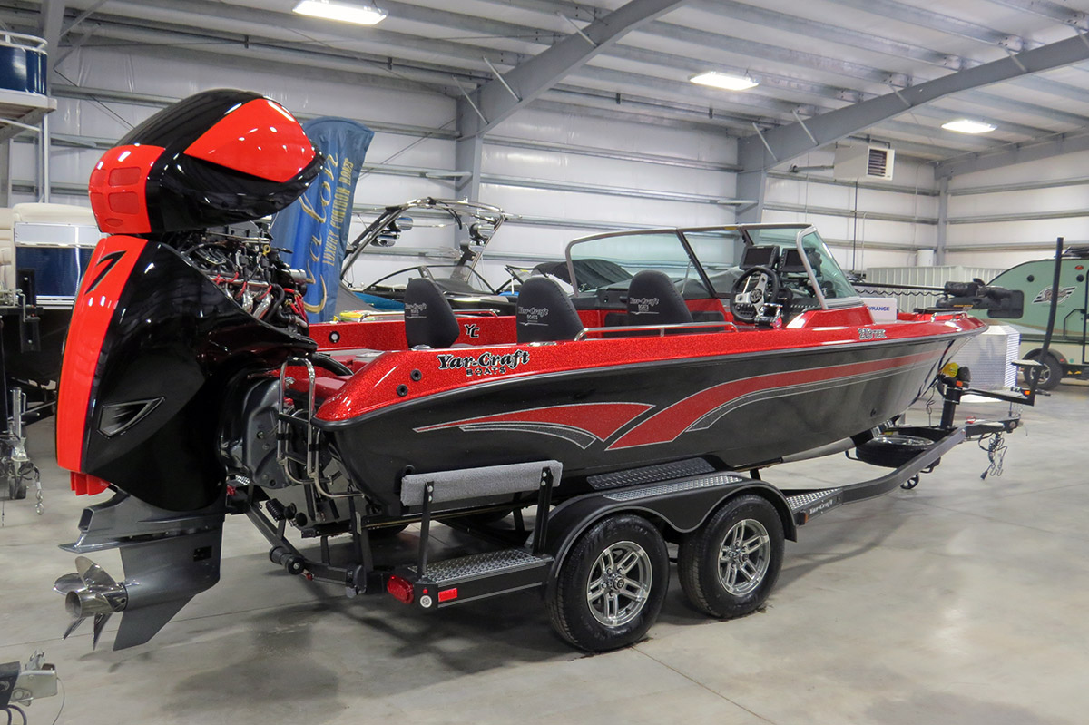 Riverrunner Recreation New Used Boat Sales In Taber