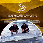 River Monster BC Sturgeon Fishing Adventures