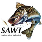 SAWT Southern Alberta Walleye Trail